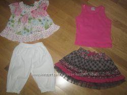 Фирменные одежки модницам 80-86-92  Дешево