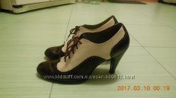 Туфли кожаные milano bags р 40 26 см