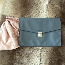 PRADA, сумка, клатч, холдер для документов. Оригинал