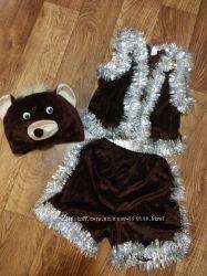 Новый Карнавальный новогодний костюм Медведьведмідь