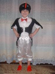 Пингвин. Новгодний карнавальный костюм пингвина - прокат
