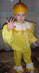Костюм Цыпленка - прокат карнавальных костюмов