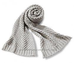 Вязаный шарфик 190-30 см от ТСМ Tchibo Германия