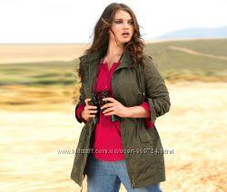 Курточка  ветровка Woman р. 56 ТСМ Tchibo Германия