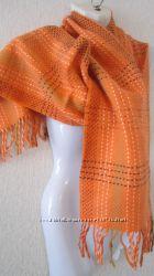 Красочный шерстяной шарфик 160х25 см от ТСМ Tchibo Германия