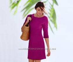 Джерси платье фуксия Woman р. 5052 от TCM Tchibo Германия