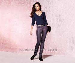 Моднявые джинсы с блеском Slim Fit р. 44, 48, 50, 52 от ТСМ Tchibo Германия
