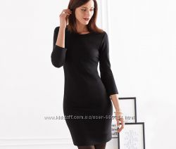 Классическое черное платье Woman р. 42-44 , 46-48 от TCM Tchibo Германия