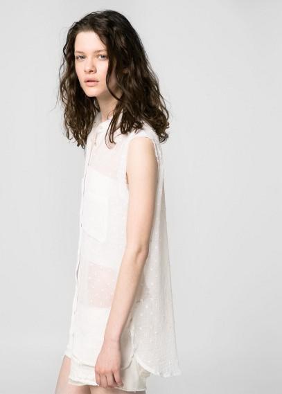 Стильная блузка MANGO оригинал в наличии