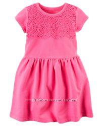 Красивое платье Carters р. 6  Фото