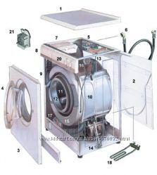 Замена подшипников в стиральной машине на дому Киев