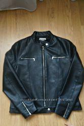 Модная куртка кожзам