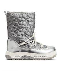 Зимние ботинки H&M