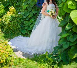 Свадебное платье Resina, 44р