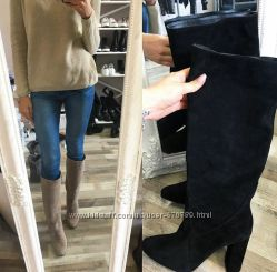 Сапоги кожаные, индивидуальный пошив разные модели