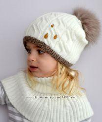 Зимняя шапка р. 52-57