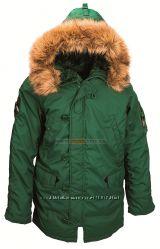 Куртка аляска Altitude Parka Alpha Industries, США