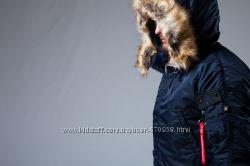 Оригинальная зимняя куртка Winter Parka Airboss, США