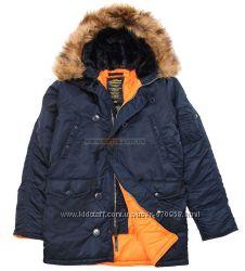 Настоящая куртка аляска ВВС, США