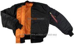 Оригинальная куртка бомбер MA-1 Alpha Industries, USA
