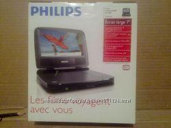 портативньій DVD плеер PHILIPS