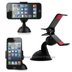 Автодержатели для телефонов и планшетов