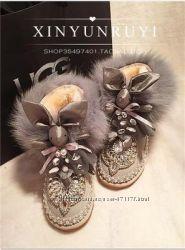 Копибренды обуви сезона 2015-17 г. Givenchy, Dior, Miu Miu, Ugg Swarovski