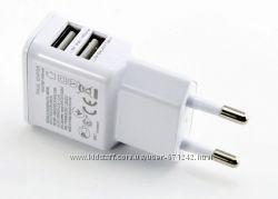 Зарядное устройство USB на 2 USB