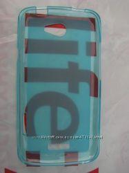 Силиконовая накладка HTC ONE X
