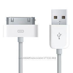 USB кабель IPHONE 3, 3GS, 4, 4S, IPAD, IPOD