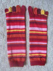 Носочки с пальцами