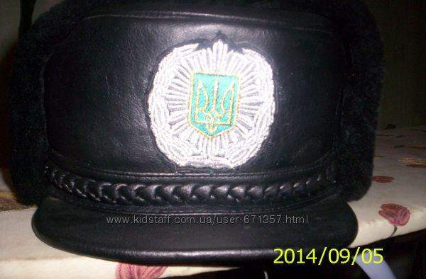 шапка форменная