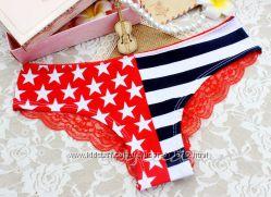 Трусики Victorias Secret флаги
