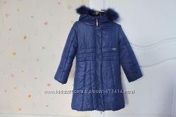 Зимнее пальто Mayoral 4- 5лет