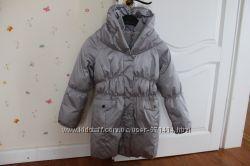 Зимняя теплая курточка GAP 11-13лет. Идеальное состояние
