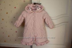 Шикарное дизайнерское пальто Sarah Louise 4-5 лет. Как новое