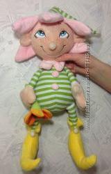 Кукла - мальчик Цветок муз.
