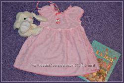 Фирменное платье  для девочки  1-1, 5 года