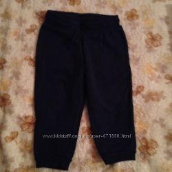 Спортивные штаны H&M 9-12-18мес Джинсы-бриджи GAP 3-6мес