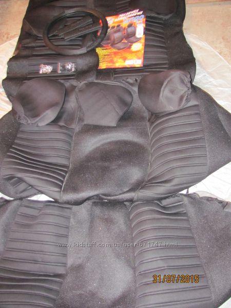 Набор чехлов MILEXTango AG-240161 Универсальные черные