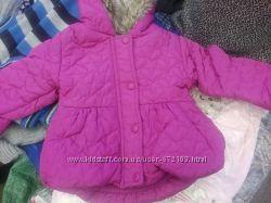 Фирменная курточка F&F для маленькой леди