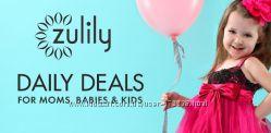 Покупки с сайта распродаж zulily