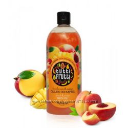 Масло для ванны и душа Персик и манго Farmona Tutti Frutti, 500 мл