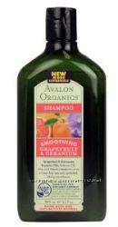 Кондиционер Грейпфрут и Герань Аvalon Organics