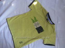 Яркая футболка Zara Kids 2-3 г