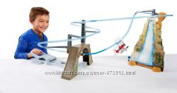 Disney Planes Fire & Rescue Piston Peak Trackset из мф Самолётики 2.