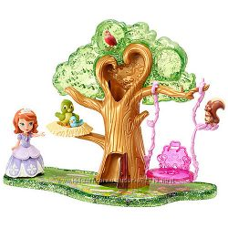 Набор Принцесса София и Волшебный Лес с говорящими животными.