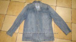 пиджак джинсовый Levis снизила цену