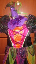 Карнавальный костюм ведьмочка 2-3 года