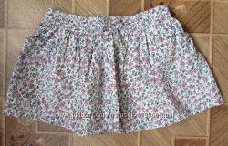 Летняя мини юбка Некст